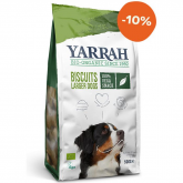 Gallette vegetariane per cani Yarrah, 500 g