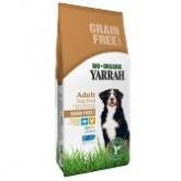 Pienso para perros pollo y pescado sin cereales Yarrah, 2 kg