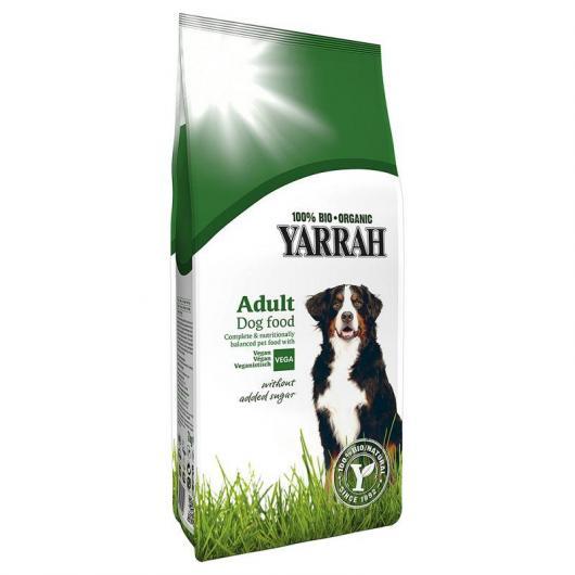 Cibo per cani vegetariano Yarrah, 10 kg