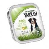 Bocconcini di pollo e verdure per cani, Yarrah, 150 g