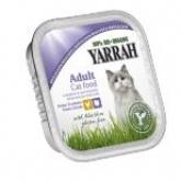 Tarrina para gatos con pavo Yarrah, 100 g