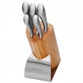 Tacoma de 5 Cuchillos en acero inoxidable MBS1055 Proficook