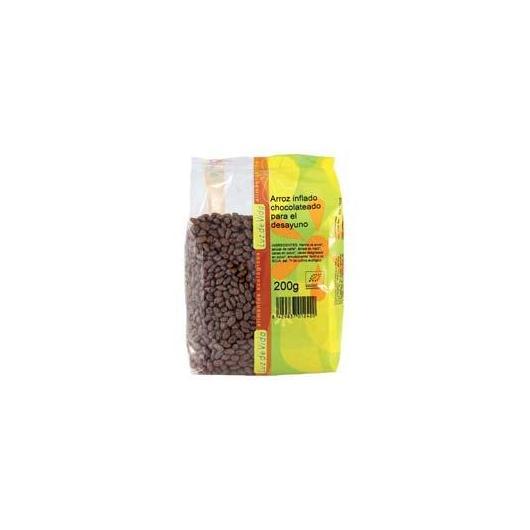 Riso soffiato al cioccolato per la colazione Biospirit, 200 g