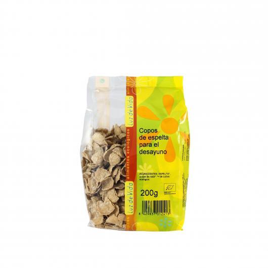 Choco cornflakes Biospirit, 200 g