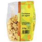 Cornflakes con agave 200 g bio