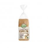Pão de fôrma mole Espelta branco Biocop, 400 gr