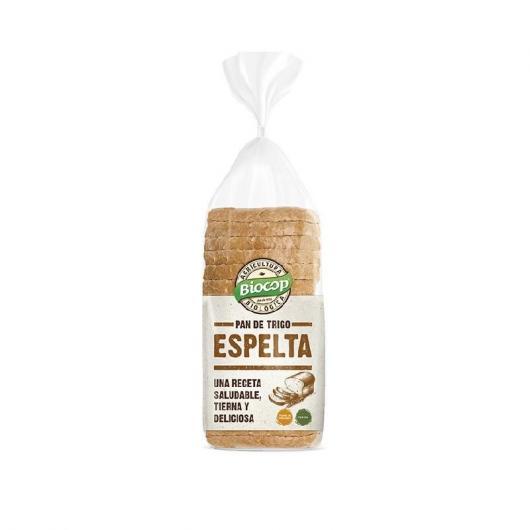 Pane morbido Espelta bianco Biocop, 400 g