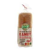 Pão de fôrma mole Kamut Biocop, 400 gr