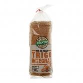Pão de fôrma de trigo integral Biocop, 400 gr