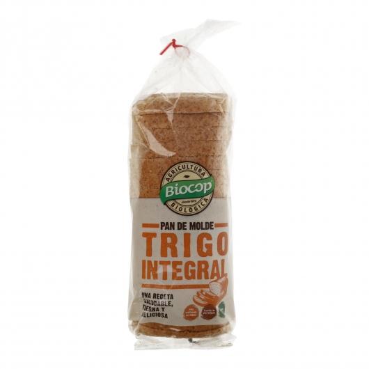 Pane integrale di grano tenero Biocop, 400g