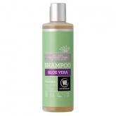 Champu Aloe Vera cabello seco Urtekram, 250 ml