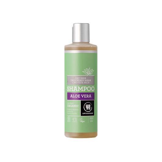 Shampoo Aloe Vera capello secco Urtekram, 250 ml