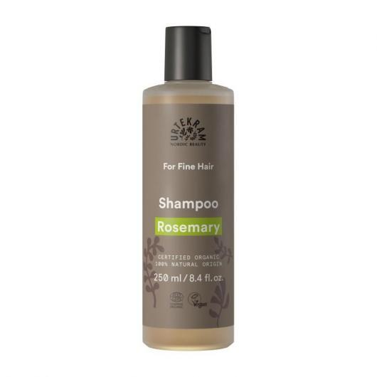 Champu Romero cabello fino Urtekram, 250 ml