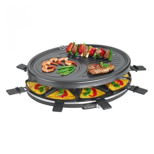 Raclette para 8 personas RG 2247 Bomann