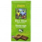 Tavoletta con copertura di Cioccolato Vegano Rapunzel, 100 g