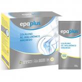 Collagene con Magnesio + Ialuronico sapore limone Epaplus, 14 buste 1 al giorno
