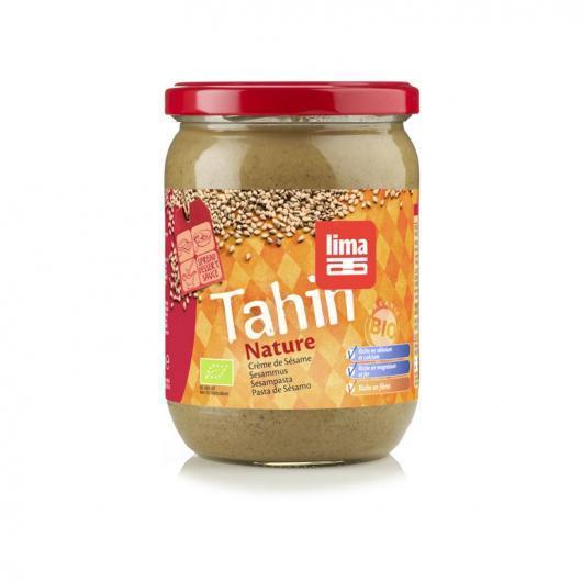 TAHIN SENZA SALE LIMA, 500 gr
