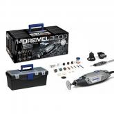 Kit Dremel 3000 Silver (55 acessórios + 3 complementos)