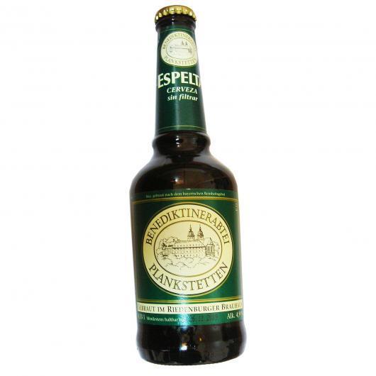 Birra malto B. Plankstetten 12 unitá da 33 cl