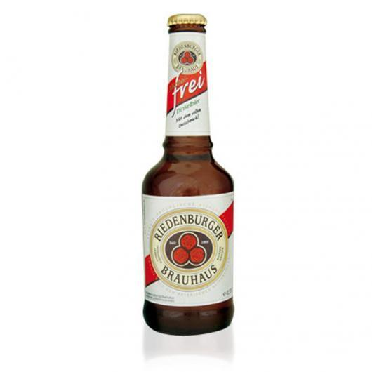 CERVEZA ESPELTA sin ALCOHOL RIEDENBURGER, 12 UNIDADES DE 33 CL