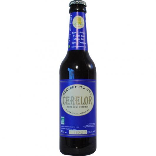 Birra Bio 5 Cereali Moulin des Moines 12 unitá da 0.33l