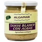 Tahin blanco con algas Algamar 320g