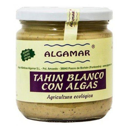 Tahin bianco con alghe Algamar