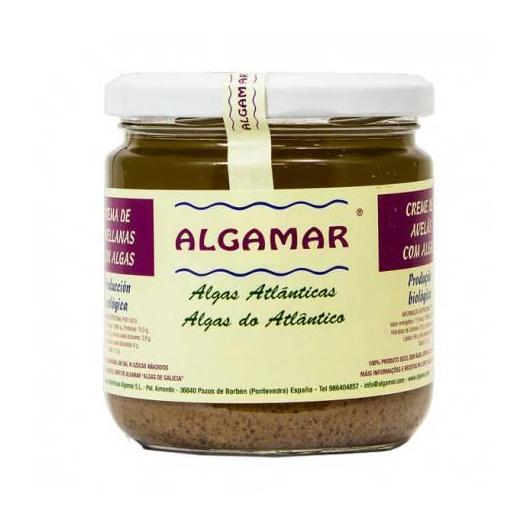 Crema di Nocciole e Alghe Algamar 300 g