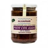 Pisto con Algas sin sal Algamar 420 gr