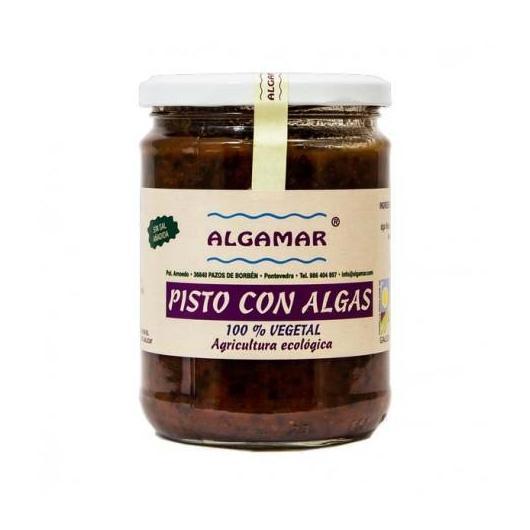 Peperonata con alghe senza sale Algamar 420 gr