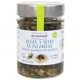 Condimento di alghe e funghi in salamoia Algamar 265 gr