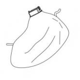 BG-EL 2301 Collection bag CPL Articolo 32