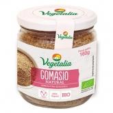 Gomasio en tarro de cristal Vegetalia 160 gr