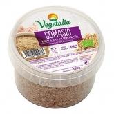 Gomasio Sale dell'Himalaya e Lino Dorato Vegetalia 120 gr
