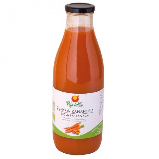 Zumo de Zanahoria Bio Vegetalia, 1 Litro