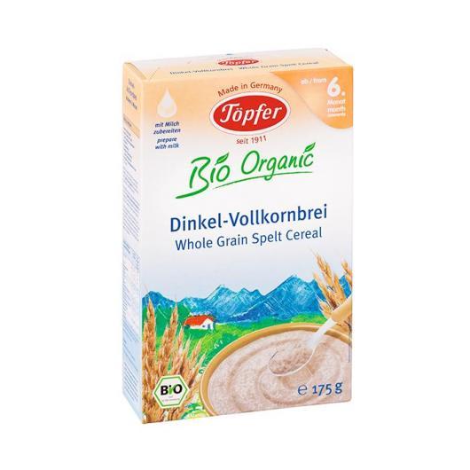 Papilla de Espelta integral Topfer, 175 g