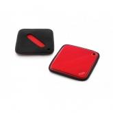 Protector multiosos silicona-neopreno Lékué, rojo