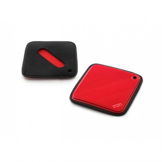 Protettore multiuso silicone-neoprene Lékué, rosso