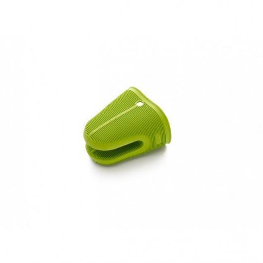 Pince de Cusine Silicone, Vert