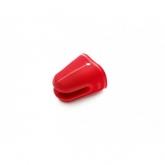 Pince de Cusine Silicone, Rouge