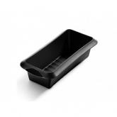 Molde rectangular 24 cm Lékué, negro