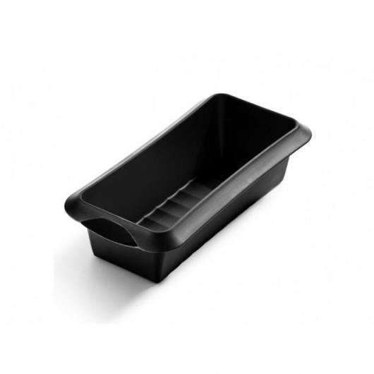 Formino rettangolare 24 cm Lékué, nero