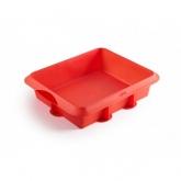 Formino lasagna 25 x 20 cm Lékué, rosso