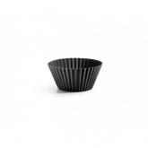 Moule à Cupcakes pack de 6 unités Lékué, Noir