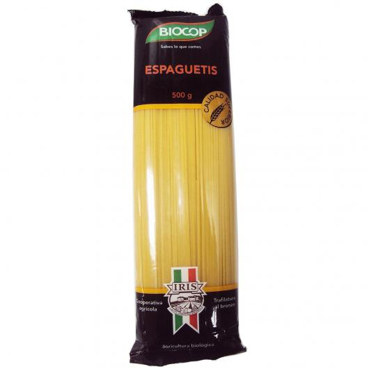 Spaghetti Biocop Iris, 500g