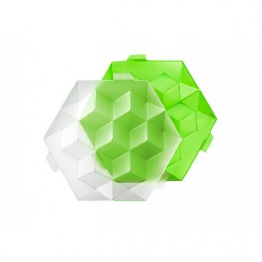 Ice cube XL Lékué, verde