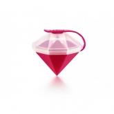 Ice block diamante Lékué, rosa
