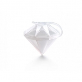 Ice block diamante 2 ud Lékué, blanco