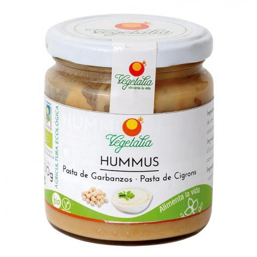 Hummus de garbanzos Vegetalia, 210 g