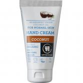 Crema da mano di cocco Urtekram, 75 ml